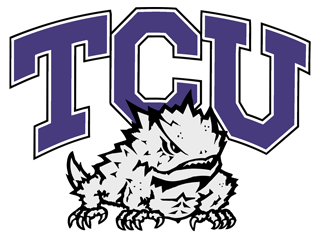 Texas Christian University Horned Frogs Logo